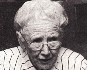Marie Hvegholm 1981