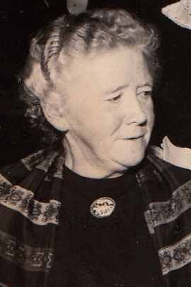 Marie Hvegholm 1953