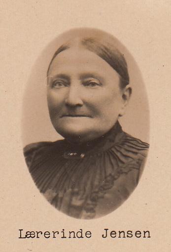 Lærerinde Ane Jensen