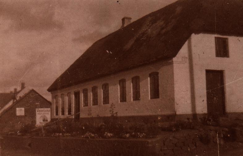 Ølholm Bygade 21 i 1920'erne